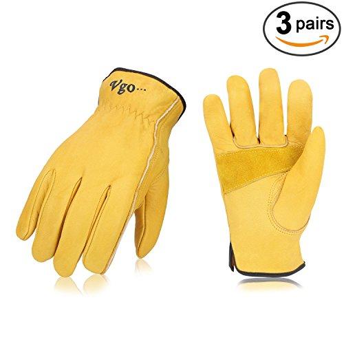 Best Leather Work Gloves - 7