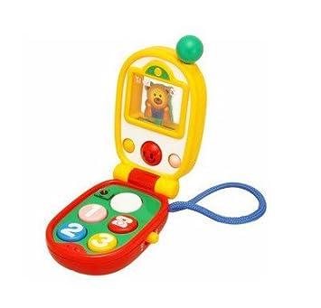 Amazon.com: Juguete teléfono celular bebé 0 – 1 – 3 años de ...