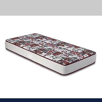 HABITMOBEL COLCHON Juvenil VISCOELASTICO England de 21 CM 200X80: Amazon.es: Hogar