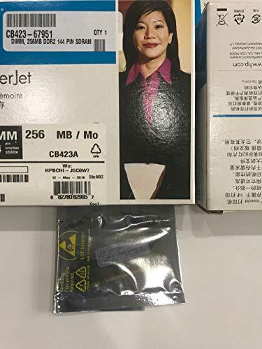 Printer Parts CB423A 256M Memory RAM 144PIN for HP Laserjet P2015 P2055 P3005 CP1510 CP2025 CM2320 5225 Printer Printer Parts POJAN by Yoton (Image #1)