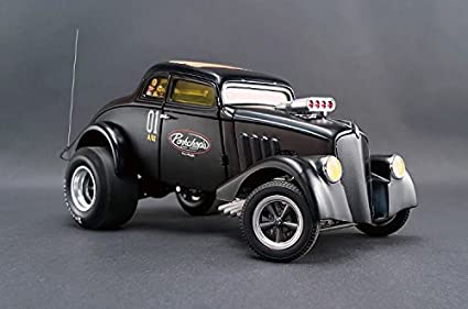 Amazon.com: Pork Chops 1933 Gasser Jailbreak Diecast Model ...