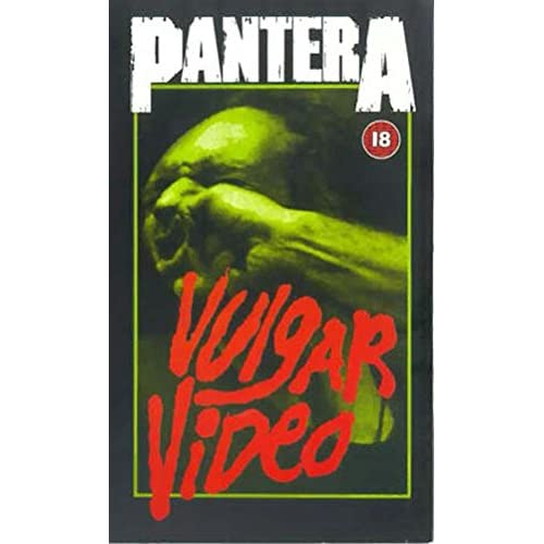 Pantera vulgar display of power amazon. Com music.