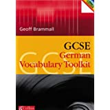 GCSE German Vocabulary Learning Toolkit (Gcse Vocabulary Toolkits)by Geoff Brammall