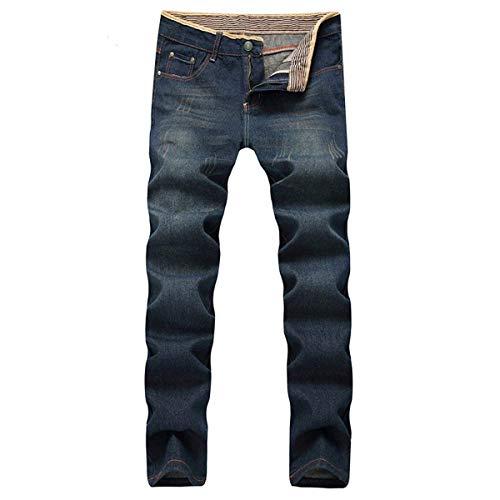 Uomini Ufige In Jeans Pantaloni E Comodo Nee Vita Estate Primavera Battercake Aspicture Casual Alta Denim A Sciolto Retrò Adolescenti xIwqWpZO
