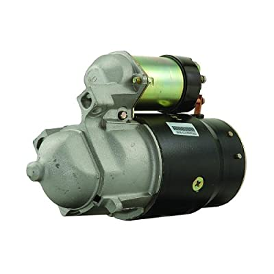 Remy 25365 Premium Remanufactured Starter: Automotive