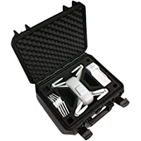 Yuneec Breeze Carrying Carry Case with space for many batteries and more equipment like spare props, prop guards etc. Water and dust proofed! Safe!
