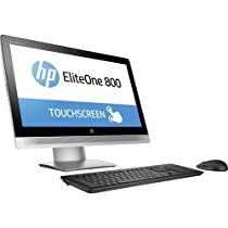 HP EliteOne 800 G2 All-in-One Computer - Intel Core i7 (6th Gen) i7-6700 3.40 GHz - Desktop