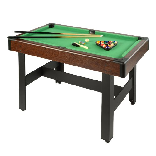 Voit Billiards Pool Table with Accessories, 48-Inch