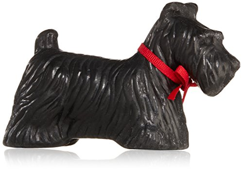 Gianna Rose Animal-Shaped Soap, Scottie Dog, 5.5 oz.
