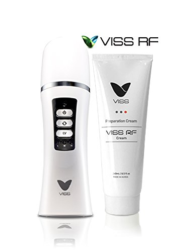 [VISS RF] High Frequency Massager with RF Cream(for Normal Skin Type)