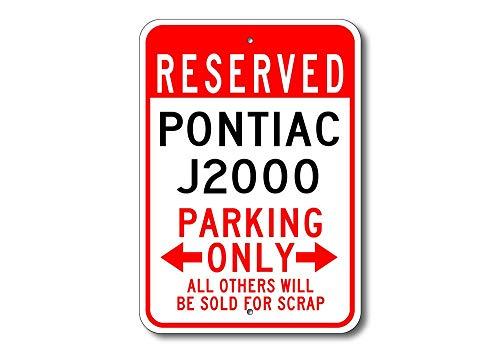 pontiac j2000 - 4