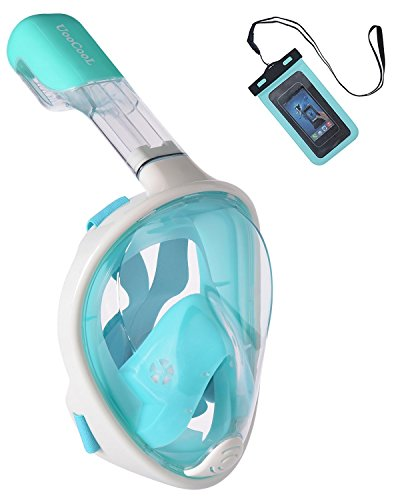 UooCooL Snorkel Snorkeling Adults Waterproof product image