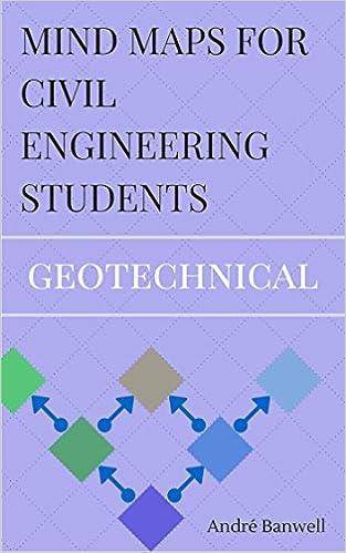 Téléchargements de fichiers ebook pdf gratuitsMind Maps for Civil Engineering Students: Geotechnical en français RTF