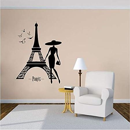 Kuangjing Sticker Deco Chambre Decoparis France Romantique
