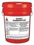 Transmission Fluid, Liquid, Pail, 5 Gallon