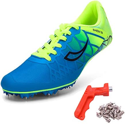 Ifrich 2019 Men Spikes Athletics Racing