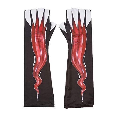 WWE Authentic Wear Finn Balor The Demon Arm Sleeves Multi ()