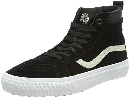 Vans Unisex Adults' Sk8-Hi MTE Trainers, Black (MTE/Black/Night), 9 UK 43 EU
