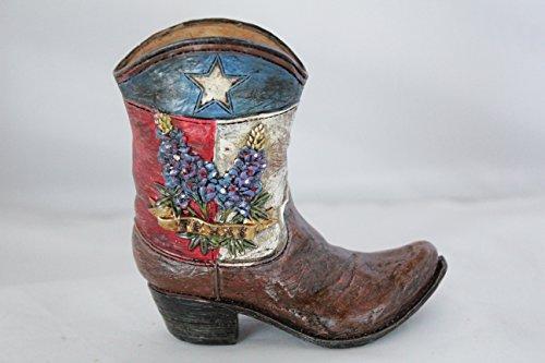 Cowboy Boot Vases - 9