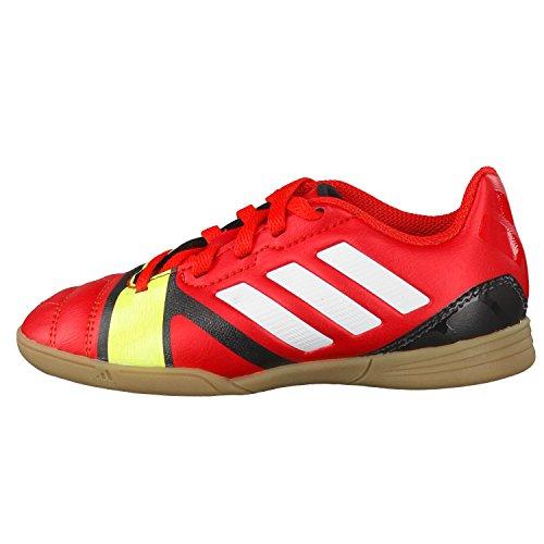 Adidas nitrocharge 3.0 IN J BLAU/RUNWHT
