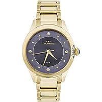 Relógio Technos Crystal 2035MFR/4A Dourado