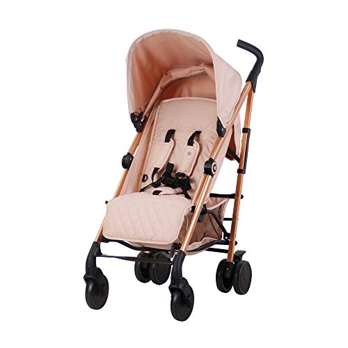 Cheap My Babiie US51 Rose Gold & Blush Stroller
