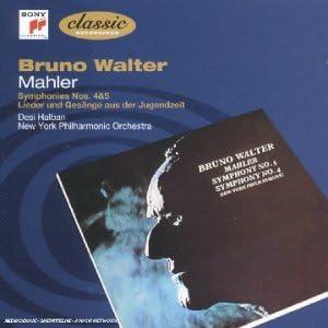 Symphonies No 4 Et No 5 (Mahler)
