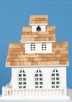 Chapel Bell Birdhouse- No Bracket