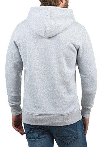 amp; Homme Grey Sweat Melange Jack Ridley Pull À Pour Et Jones Light Imprimer Hoodie Capuche dRRqn1Uzwp