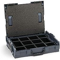 Bosch Sortimo L-Boxx 102 antraciet met inzetstuk 12-voudig