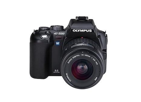 Olympus E-500 – Cámara réflex Digital (8 megapíxeles) Incluye ...