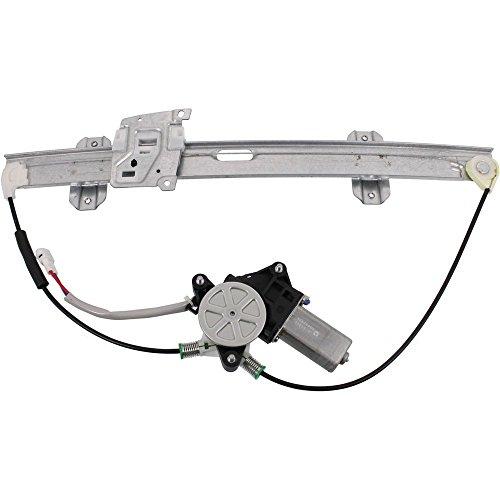 Front Window Regulator for Grand Vitara/Tracker 99-05 / Suzuki XL-7 02-06 Right Power W/Motor