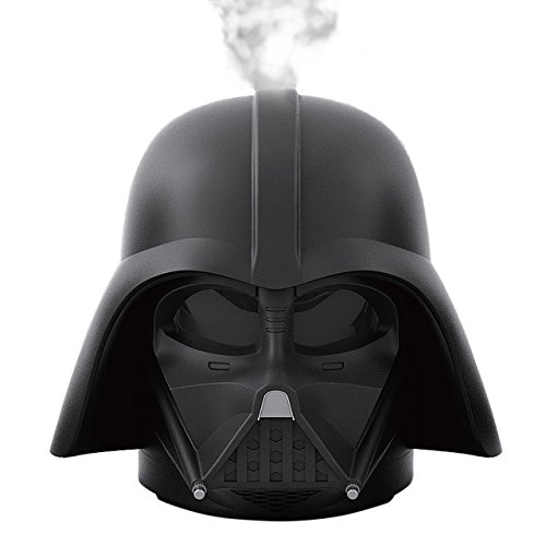 Star Wars 9757 Darth Vader Capacity Ultrasonic Cool Mist Humidifier, 2 L