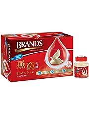 BRAND'S Bird's Nest Sugar Free, 408ml (Pack of 6)
