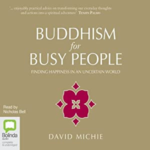 Buddhism for Busy People Hörbuch