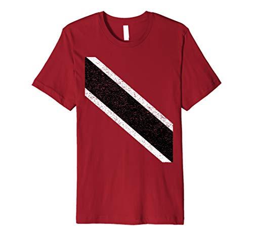 Trinidad and Tobago National flag gift Premium T-Shirt