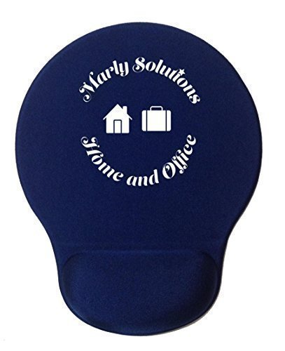 gel-wrist-rest-high-quality-durable-mousepad-navy-blue-non-skid-backing-marly-home-and-office-soluti
