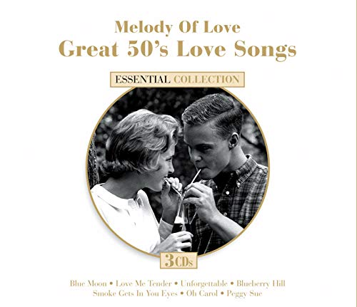Melody Of Love: Great 50's Love Songs ()