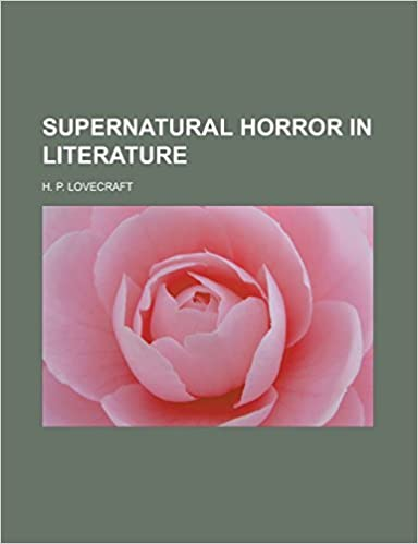 Descargar ebooks gratis en pdf Supernatural Horror in Literature in Spanish PDF 1232461318