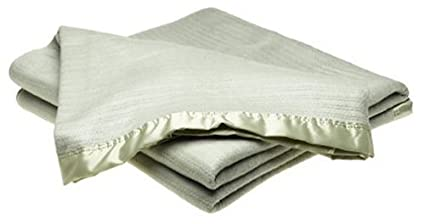 Image Unavailable. Image not available for. Color  Springs Industries Blankets  Wamsutta Acrylic Thermal ... 5bec6b43d