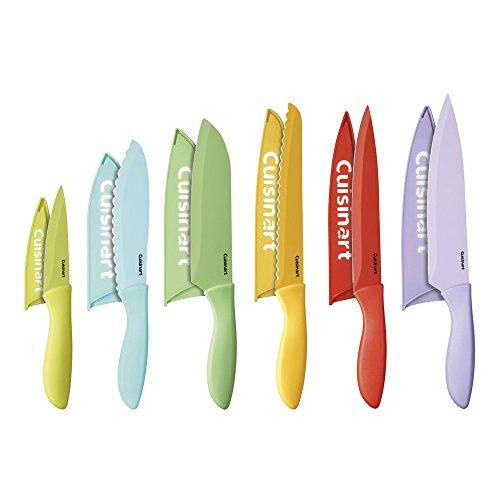 knife cuisinart set - 6
