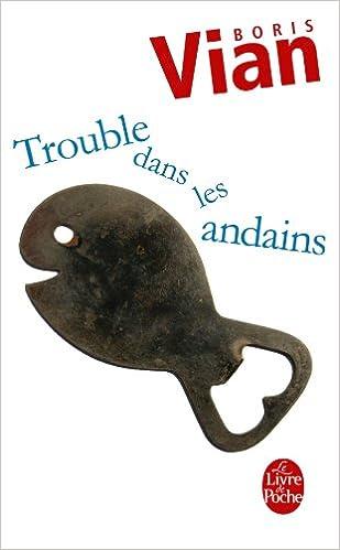 Trouble Dans Les Andains Le Livre De Poche French Edition