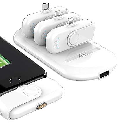 Amazon.com: Fingerpow - Cargador magnético portátil con ...
