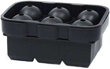 1 juego de bandejas para hacer cubitos de hielo Jumbo Bola de ...