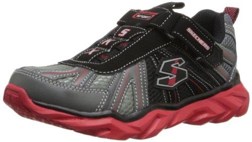 869ada494e97 Skechers Kids 95446L Revel - Cain Athletic Sneaker (Little Kid)