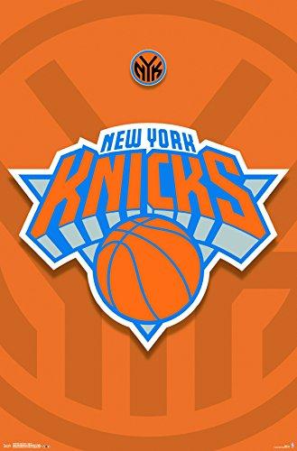 Trends International New York Knicks Logo Wall Poster 22.375