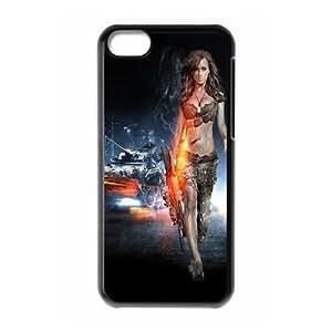 iPhone 5C Phone Case White Battlefield V8802831