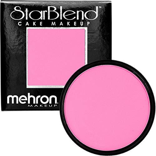 Mehron Makeup StarBlend Cake (2 ounce) (Pink)
