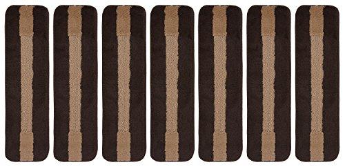 Luxury Stair Tread Treads Indoor Skid Slip Resistant Carp...