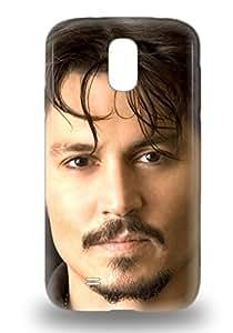 Galaxy Premium Phone 3D PC Case For Galaxy S4 Johnny Depp American Male John Christopher Depp Benny And Joon Tpu 3D PC Case Cover ( Custom Picture iPhone 6, iPhone 6 PLUS, iPhone 5, iPhone 5S, iPhone 5C, iPhone 4, iPhone 4S,Galaxy S6,Galaxy S5,Galaxy S4,Galaxy S3,Note 3,iPad Mini-Mini 2,iPad Air )